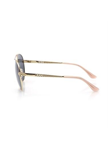 Hawk  Hw 1677 02 Y Bayan Güneş Gözlüğü Altın